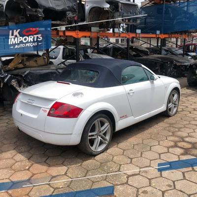 Sucata Audi Tt 2002 Roadster Venda De Peças