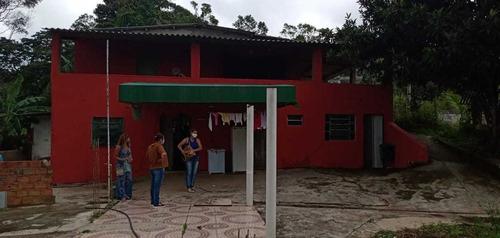 Juquitiba/chácara P/moradia/ac /propostas/ref:05171