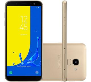 Celular Samsung Galaxy J6 Tv Dual Chip 32gb J600 - Vitrine