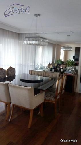 Imagem 1 de 30 de Apartamento Para Venda, 4 Dormitórios, Parque Dos Príncipes - São Paulo - 21928