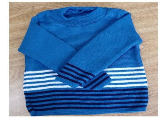 Blusa Infantil Cacharrel, Lã, Malha, Tricot, Frio- Cores.