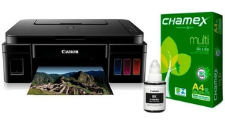 Oferta Sistema Continuo Multifuncion Canon G2100 + Regalos!