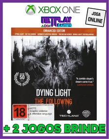 Dying Light Edição Aprimorada - Xbox One Online + 2 Brindes