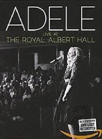 Dvd Mml Adele Live At The Royal Albert Hall(dvd+cd)(original