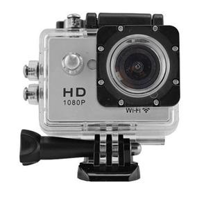 Câmera De Ação Powerpack Pro-w2088 1080p / Lente 170º / Wifi