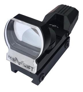 Protetor Acrilico Para Red Dot Titan Tt Airsoft