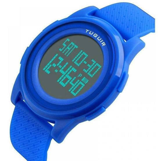 Relógio Treino Feminino Digital Corrida Original Promoção