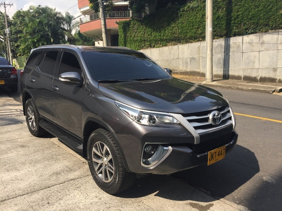 Toyota Fortuner Sw4 Única Dueña 20000kms