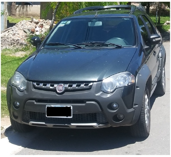 Vendo Fiat Palio Weekend Adventure 1.6 Locker
