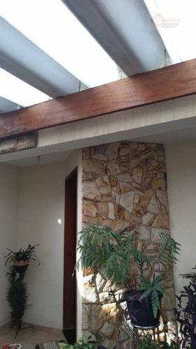 Imagem 1 de 15 de Sobrado Com 2 Dormitórios À Venda, 68 M² Por R$ 350.000,00 - Vila Nova York - São Paulo/sp - So1237
