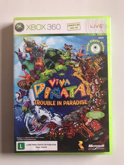 Viva Pinata Trouble In Paradise Xbox 360 Midia Fisica