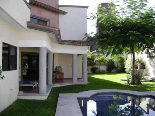 Cuernavaca Residencia Única Fracc. Burgos