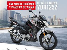 Yamaha Ybr 125z Todos Los Colores 2017!! Casa Tavella