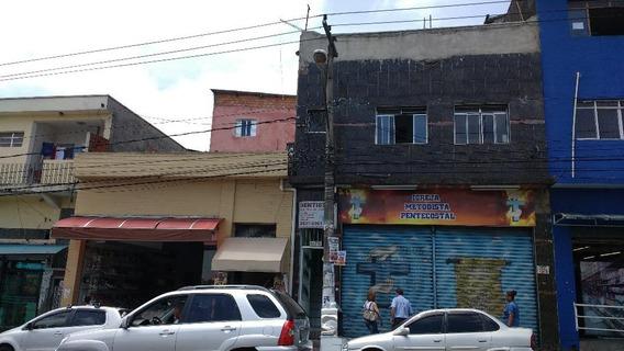 Prédio Comercial 626 M² Frente Estação Gianetti Ferraz De Vasconcelos. - Pr0004