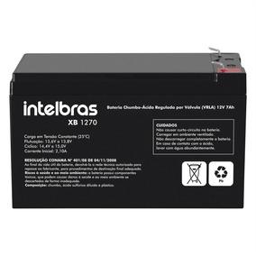 Bateria Central Alarme Intelbras 12al Alta Qualidade 12v Xb
