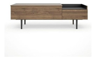 Mueble Para Tv, Credenza Ideal En Sala, Recamara Nucdzdrn-cf