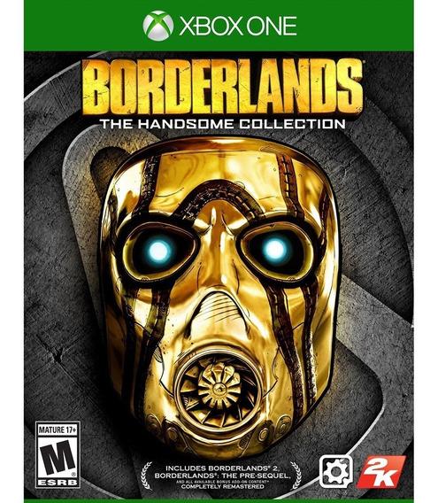 Jogo Xbox One Bordelands: The Handsome Collection - Novo