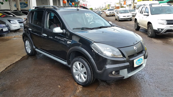 Renault Sandero 1.6 Stepway 8v Flex 4p Manual