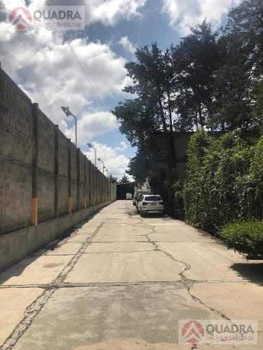 Bodega Industrial En Renta Calzada Ignacio Zaragoza Puebla