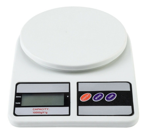 Balanza Digital Hogar Cocina 1gr A 10kg Alta Precision Joyas