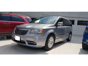 Chrysler Town & Country Limited 3.6l 2014 Seminuevos