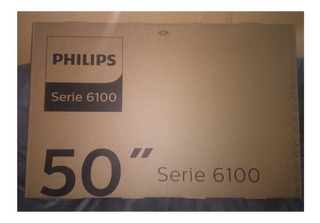 Smart Tv Philips 4k 50 Uhd 50pug6102/77