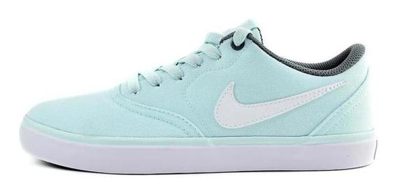 Tenis Nike Sb Check Solar - Menta - Unisex - 921463-300