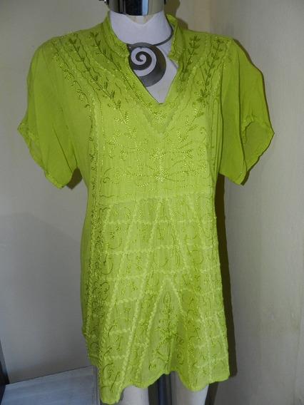 Camilsola Made India- Verde Limón