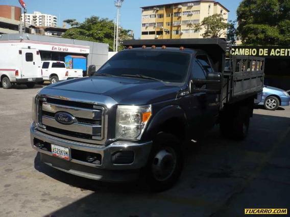 Camiones Plataformas Ford F-350