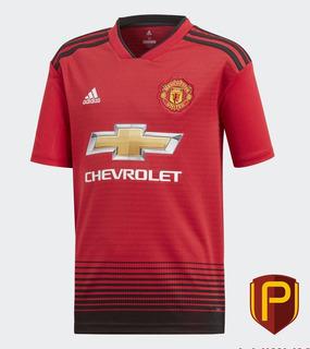 Camisa Manchester United - adidas - 2018/2019