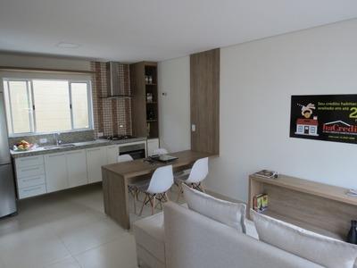 Casa Em Jardim Colonial, Atibaia/sp De 70m² 2 Quartos À Venda Por R$ 240.000,00 - Ca102782