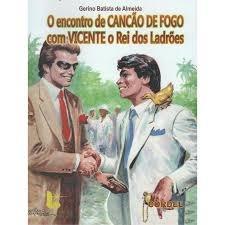 Literatura De Cordel - O Encontro De Can Gerino Batista De