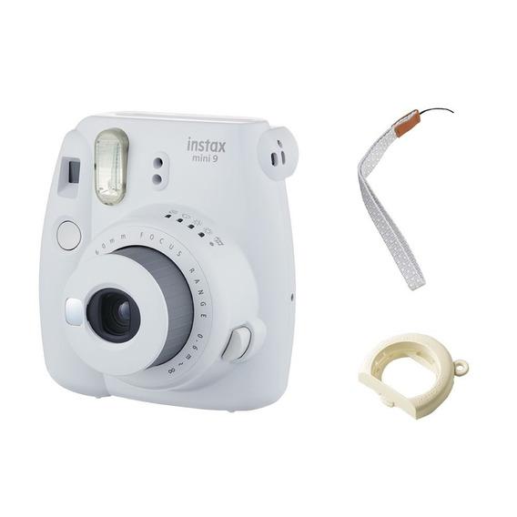 Mini Moderna Câmera Instantânea Fujifilm Instax Mini 9