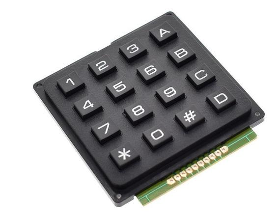 Teclado Matricial 4x4 Módulo Arduino. Tecla Ótima Qualidade