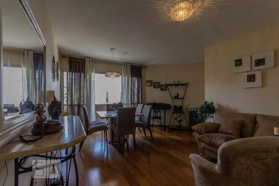 Apartamento No 7º Andar Mobiliado Com 2 Dormitórios E 2 Garagens - Id: 892983134 - 283134