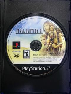 Final Fantasy Xii Ps2 Solo Disco