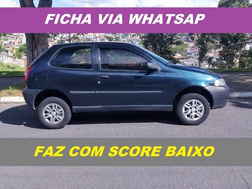 Fiat Palio Fire Financiamento Com Score Baixo