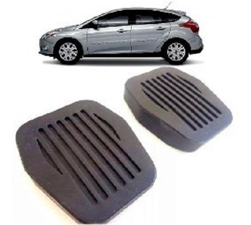 Kit Capas Dos Pedais Freio E Embreagem Para Ford New Focus