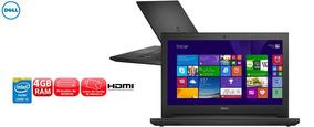 Notebook Dell Inspiron I14 Intel I3 - 4gb - 1tb De Hd