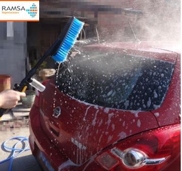 Escoba De Autos - Cepillo Lavado De Carros