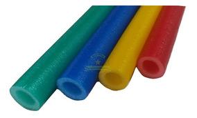 Proteção Kit Isotubo Blindado 32 Unidades P/ Cama Elástica