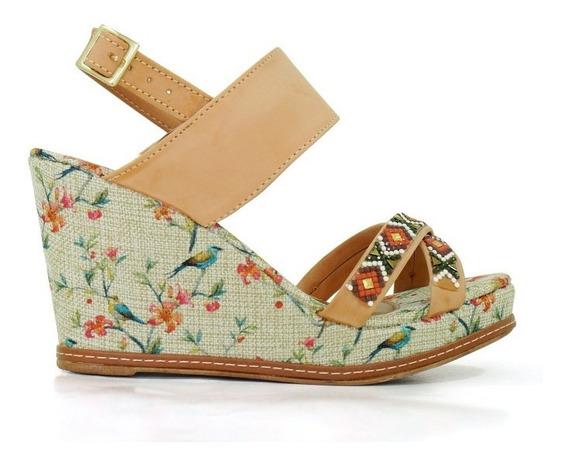 Sandálias Plataforma Anabela Doma Shoes Cores