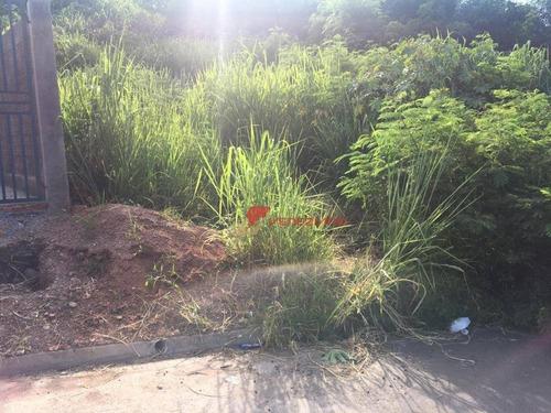 Terreno À Venda, 220 M² Por R$ 105.000 - Terrazul - Piracicaba/sp - Te0681