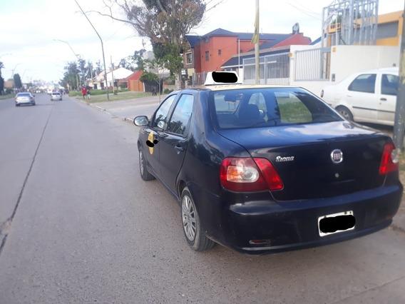 Taxi Fiat Siena 2012
