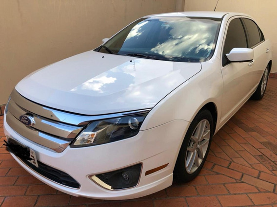 Ford Fusion 2.5 Sel Aut. 4p 10/11