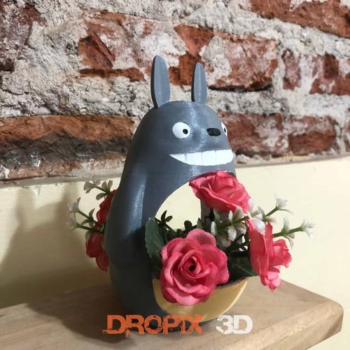 Totoro Dropix·3d Mar Del Plata