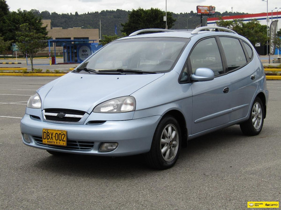 Chevrolet Vivant At 2000cc Aa Ct