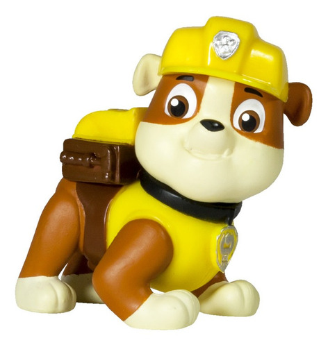 Paw Patrol Mini Amigos Rubble