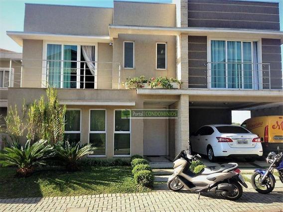 Casa Com 3 Dormitórios À Venda, 258 M² Por R$ 1.495.000 - Santa Quitéria - Curitiba/pr - Ca0294