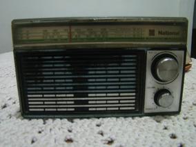 Rádio National Rf 4210w Funcionando Conf Descrição